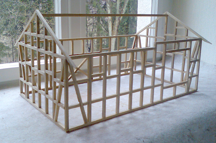 projekt keller fachwerkschuppen modellbahn forum f r 1. Black Bedroom Furniture Sets. Home Design Ideas