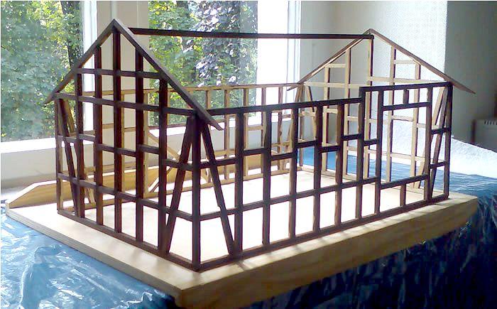 projekt keller fachwerkschuppen. Black Bedroom Furniture Sets. Home Design Ideas