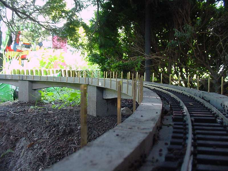 Fst Tigrottinos Gartenbahnanlage
